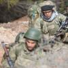 Afrin'de yaralanan 117 asker görev başında