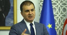 Bakan Çelik'ten Avusturya Başbakanı Kurz'a tepki