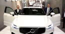 Beşiktaş, Volvo ile sponsorluk anlaşması imzaladı