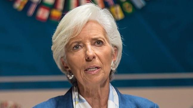 IMF Başkanı Lagarde'den kripto para açıklaması