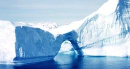 """""""Kuzey Kutbu'nun karbon salınımı yakıtları geçebilir"""""""