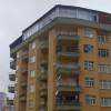 Rize'de yıkılma tehlikesi olan 8 katlı binaya tahliye