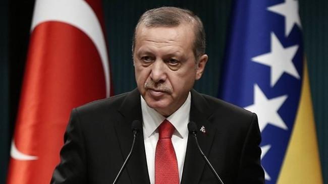 Cumhurbaşkanı Erdoğan: Türk Akımı projesinin Bosna Hersek'e intikali için her türlü desteği vereceğiz