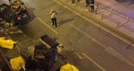 Konya'da katliam gibi kaza: 7 kişi öldü
