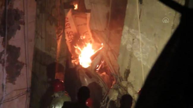 Lübnan'da yakıt deposu patladı: 4 ölü