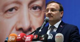 Başbakan Yardımcısı Çavuşoğlu: Türkiye nereye gidiyorsa yaşatmak için gidiyor