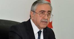 KKTC Cumhurbaşkanı Akıncı'dan Rum yönetimine çağrı