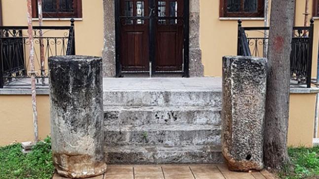Sultan Keykavus'un kayıp kitabeleri Etnografya Müzesi'nde
