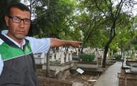 Çorum'da mezar başında ağlayan kız gizemi sürüyor (Mezarlık görevlisi anlattı)