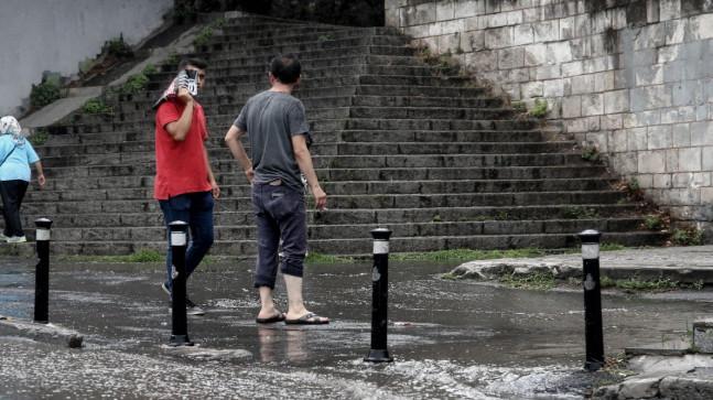 Karadeniz için yağış uyarısı